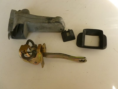 1997 BMW 528i E39 - Door Hinge Catch Check Brake, Front Right 51218183763.2V5