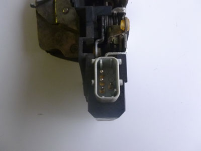 1997 BMW 528i E39 - Door Lock Latch Assembly w/ Actuator, Rear Left 512281256713