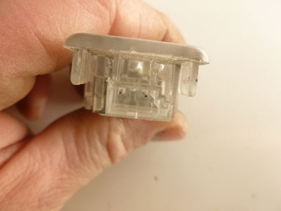 1997 BMW 528i E39 - Door Panel Light, Lamp 633183636044