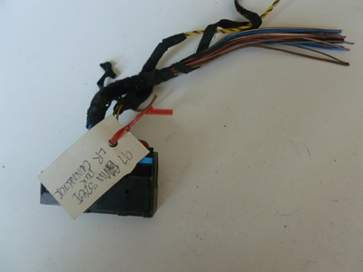 1997 BMW 528i E39 - Door Wiring Harness Connector, Rear Left 8352911