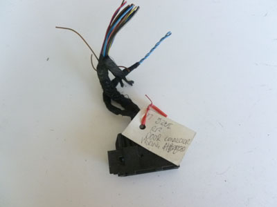 1997 bmw 528i e39 door wiring harness connector rear right 1997 bmw 528i e39 door wiring harness connector rear right 8352911