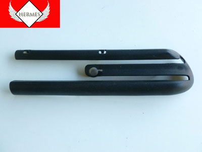 1997 BMW 528i E39 - Drivers Seat Floor Rail Trim, Rear Left 52108207213
