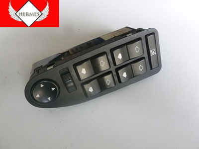 1997 BMW 528i E39 - Drivers Window Door Lock Controls 8368966-main