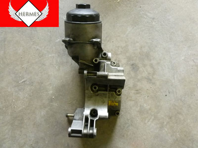 1997 BMW 528i E39 - Engine Oil Filter Bracket Assembly (Aggregate support with oil filter) 11421740001