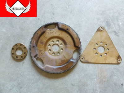 1997 BMW 528i E39 - Flywheel and Driving Plate 1717383