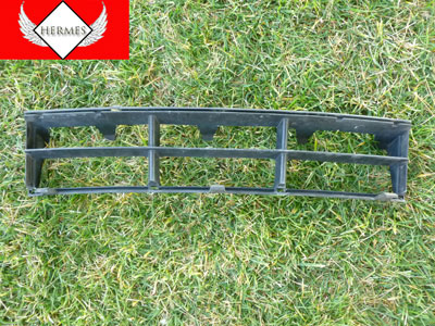 1997 BMW 528i E39 - Front Bumper Lower Grille, Open Grid, Center 51118159354