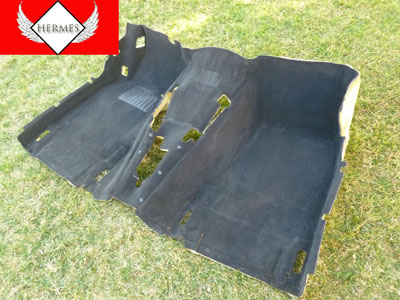 1997 BMW 528i E39 - Front Carpet Carpeting Floor Covering 51478159902