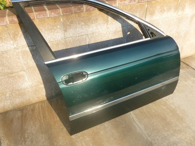1997 BMW 528i E39 - Front Door Shell, Right 41518216818