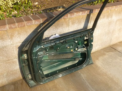 1997 BMW 528i E39 - Front Door Shell, Right 415182168182