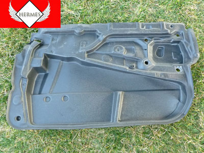1997 BMW 528i E39 - Front Door Sound Insulation Cover, Right 51488229162
