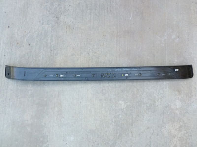 1997 BMW 528i E39 - Front Outer Door Entrance Trim Cover, Left 514781781174