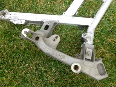 1997 BMW 528i E39 - Front SubFrame (Axle Support) 311067550722