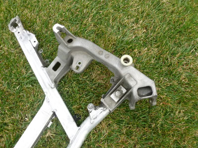 1997 BMW 528i E39 - Front SubFrame (Axle Support) 311067550726