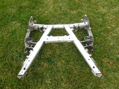 1997 BMW 528i E39 - Front SubFrame (Axle Support) 311067550727