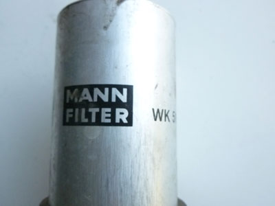 1997 BMW 528i E39 - Fuel Filter, Mann Filter WK 516/13