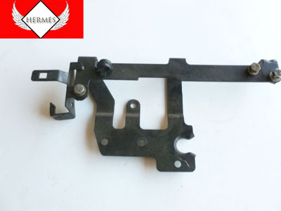 1997 BMW 528i E39 - Idle Regulating Valve Bracket, Universal Holder 11611703780-main