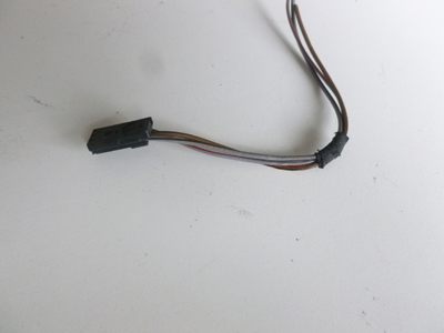 1997 BMW 528i E39 - Interior Lights Dimmer Switch Controls Connector Plug w/ Pigtail 19621273