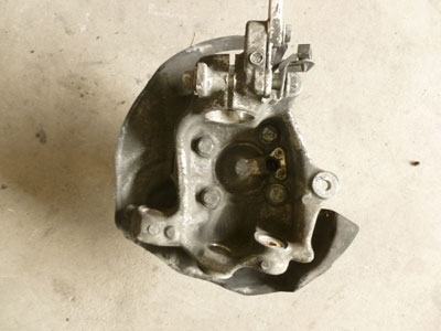 1997 BMW 528i E39 - Knuckle Hub, Front Right 312110928542