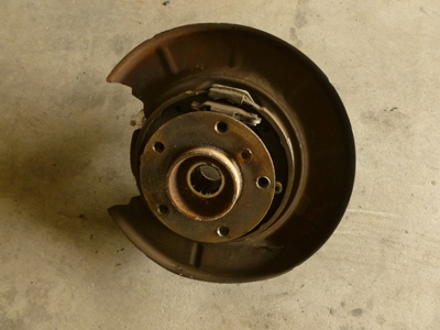 1997 BMW 528i E39 - Knuckle Hub, Rear Right 33321091336-main