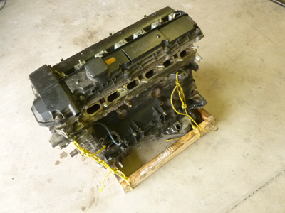 1997 BMW 528i E39 - M52 Inline 6 Engine, Motor (Single Vanos) 11009071266-main