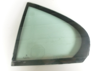 1997 BMW 528i E39 - Rear Door Fixed Vent Window Glass, Left 51348159173