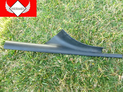 1997 BMW 528i E39 - Rear Inner Door Entrance Trim Cover, Left (Sill Strip) 51478159469A