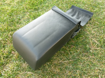 1997 BMW 528i E39 - Rear Leather Arm Rest  52208197632