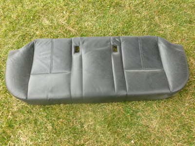 1997 BMW 528i E39 - Rear Leather Seat Bottom 8159678