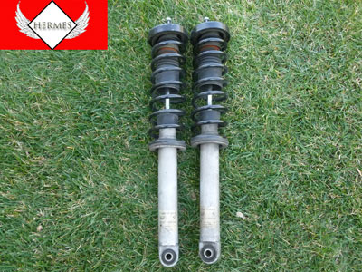 1997 BMW 528i E39 - Rear Struts and Springs (Includes Pair) Boge Sachs 33521093646