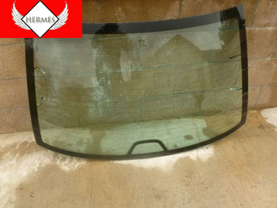 1997 BMW 528i E39 - Rear Window Glass 51318172414