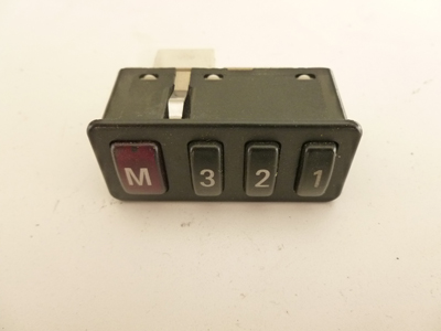 1997 BMW 528i E39 - Seat Memory Switch on Drivers Door 8352160