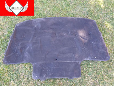 1997 BMW 528i E39 - Sound Insulating Hood Insulation 8159483