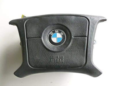 1997 BMW 528i E39 - Steering Wheel Airbag 32346753718