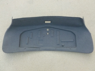 1997 BMW 528i E39 - Trunk Lid Trim Carpet Panel 51498186808
