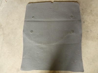 1997 BMW 528i E39 - Trunk, Spare Tire Wheel Cover Mat 51478159495
