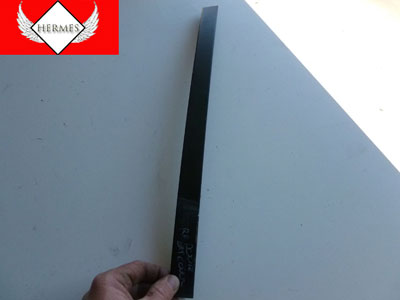 1997 BMW 528i E39 - Vent Window Exterior Trim, Rear Right Door 51348159878