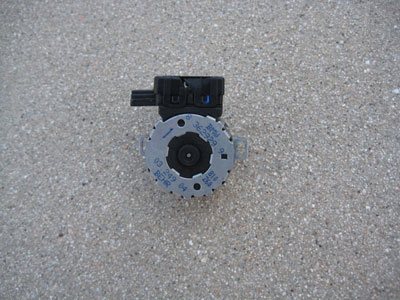 1998 BMW 328I E36 - A/C Heater Actuator 4
