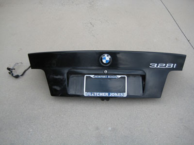 1998 BMW 328I E36 - BMW trunk Lid