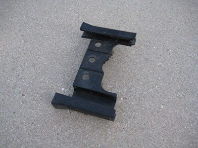 1998 BMW 328I E36 - Bumper Support Left