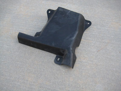 1998 BMW 328I E36 - Carbon Container Pipe Cover