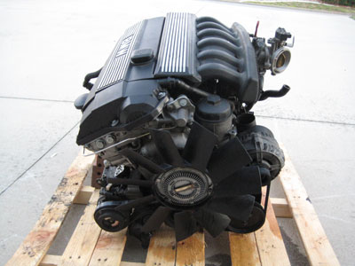 1998 BMW 328I E36 - Complete Engine