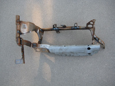 1998 BMW 328I E36 - Dash Frame Right