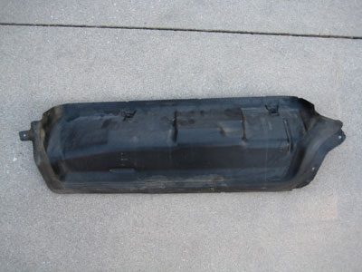 1998 BMW 328I E36 - Firewall foam cover