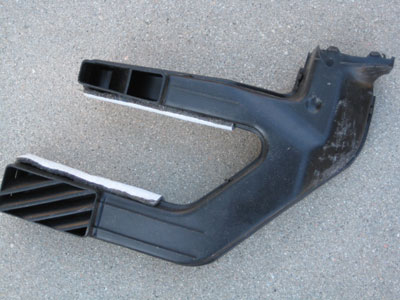 1998 BMW 328I E36 - Heat Duct Right