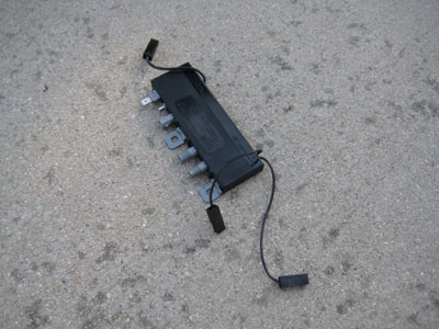 1998 BMW 328I E36 - Radio Signal Amplifier Left