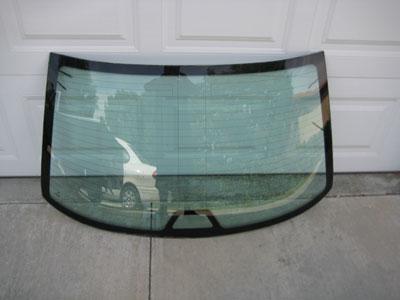 1998 bmw 328i e36 rear window back glass hermes auto for 1998 bmw 528i rear window regulator