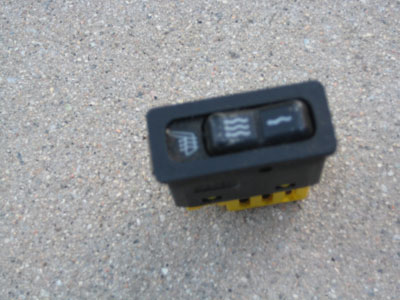 1998 BMW 328I E36 - Seat Warmer Switch