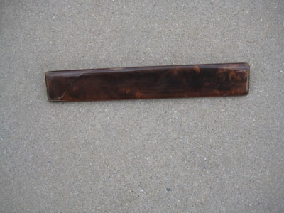 1998 BMW 328I E36 - Wood glove box trim