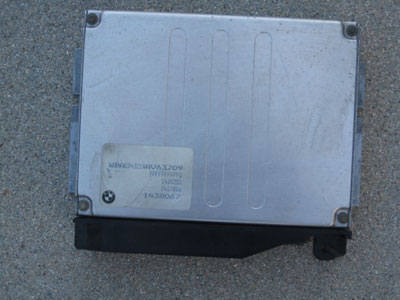 1998 BMW 328I E36 - basic control unit DME