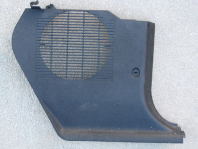 1998 BMW 328I E36 - right front Speaker Cover